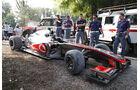 GP Italien 2010 Lewis Hamilton