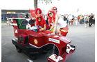 GP Italien 2013 - Formel 1-Tagebuch