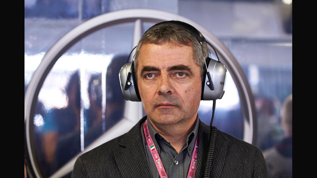 GP Italien 2013 Mr. Bean