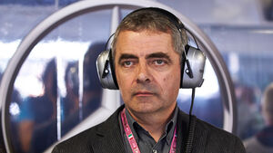 GP Italien 2013 Mr. Bean