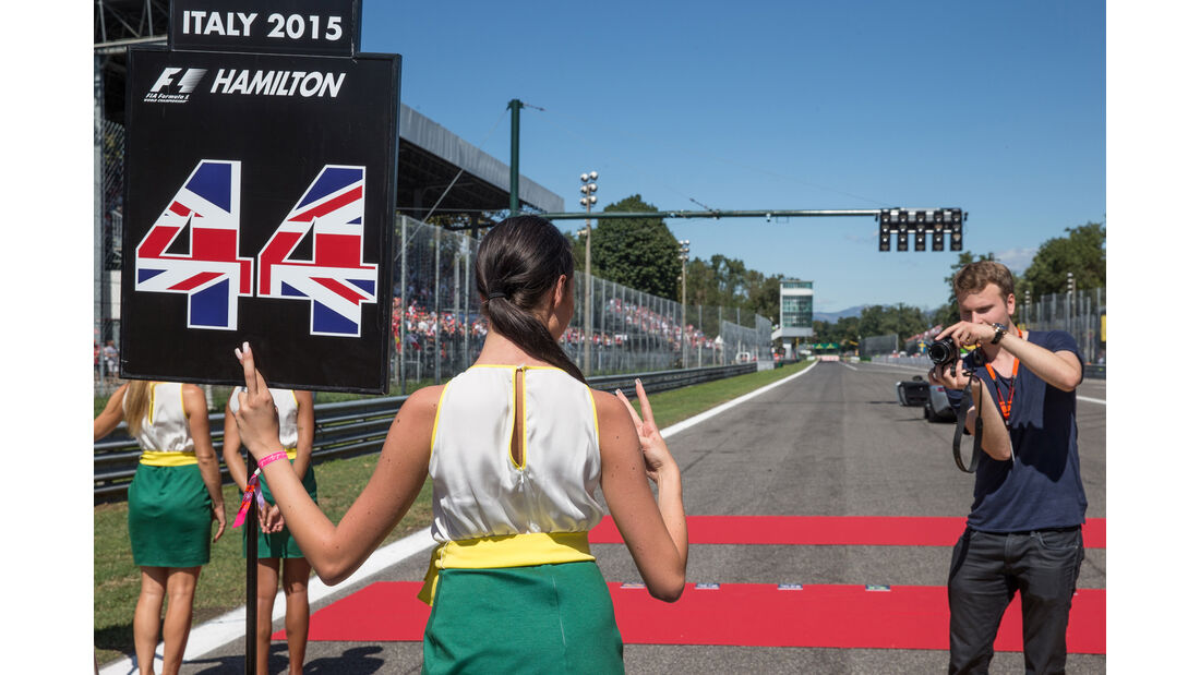 GP Italien 2015 - Danis Bilderkiste