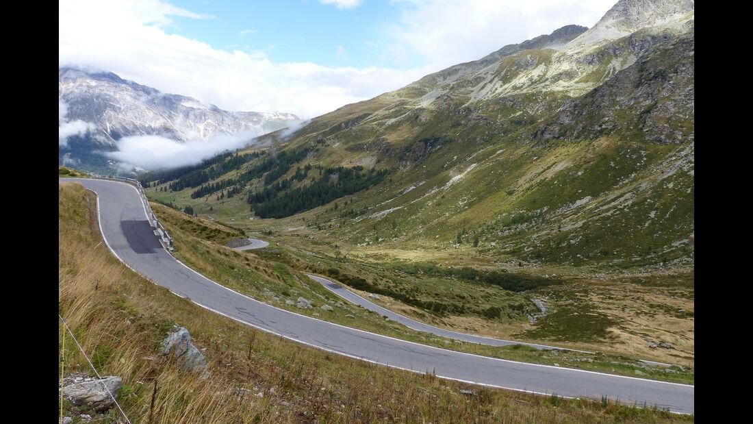 GP Italien 2015 - Tagebuch