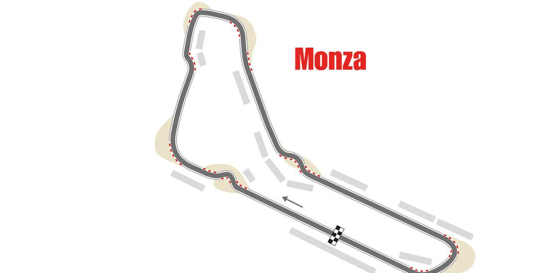 GP Italien - Monza - Formel 1