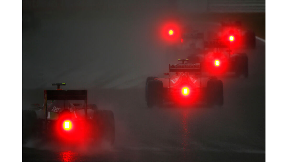 GP Japan 2014 - Safety-Car-Phase