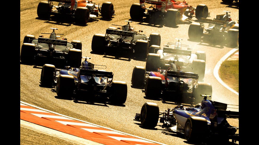 GP Japan 2017 - Suzuka - Formel 1