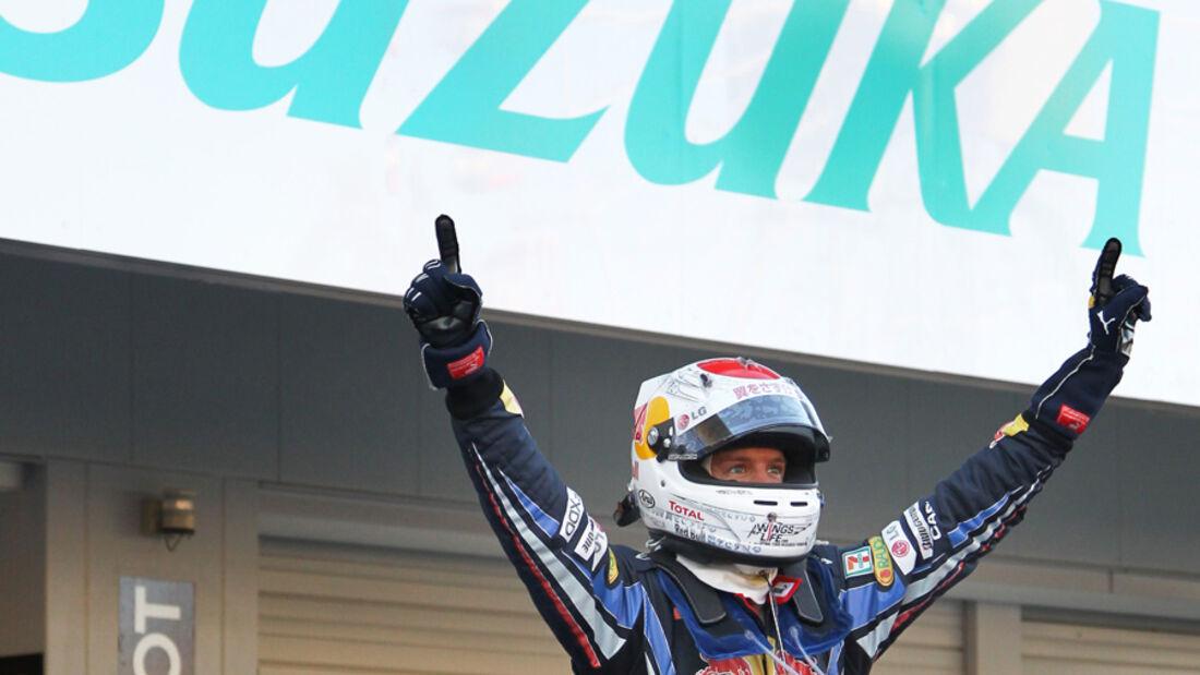 GP Japan - Sebastian Vettel