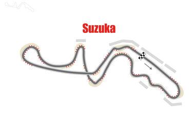 GP Japan - Suzuka - Formel 1