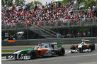 GP Kanada 2010 Force India