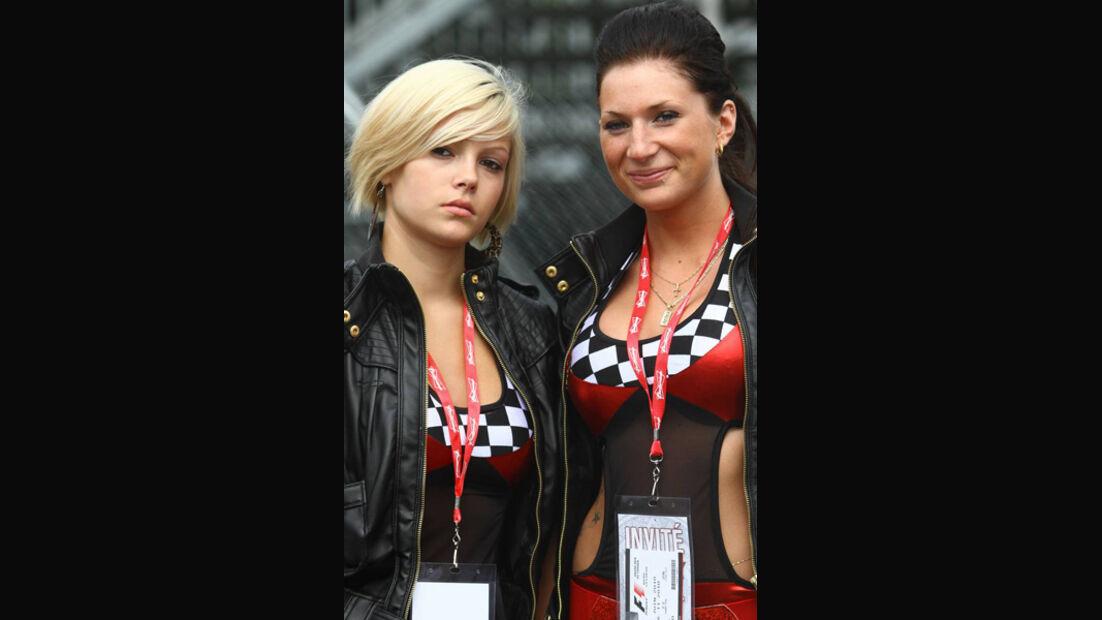 GP Kanada 2010 Grid Girls