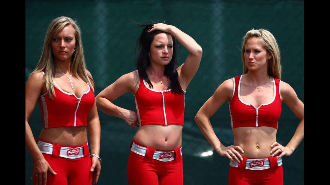 GP Kanada 2010 Gridgirls