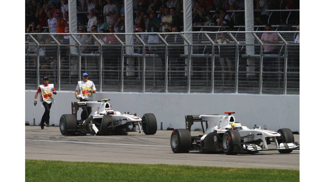 GP Kanada 2010 Kobayashi