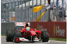 GP Kanada 2010 Massa