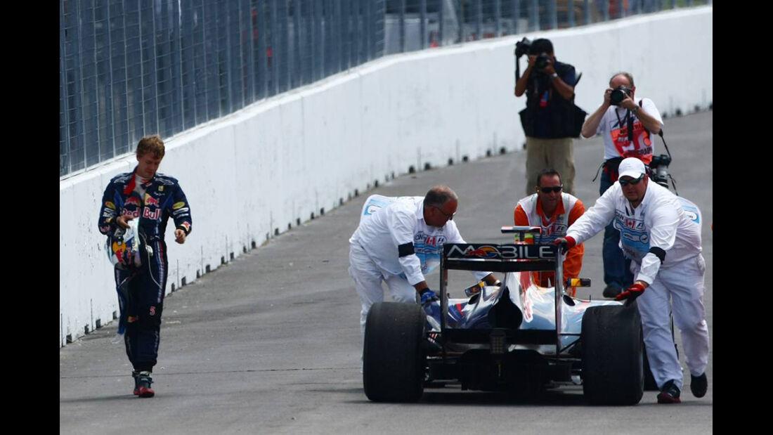 GP Kanada 2010 Vettel