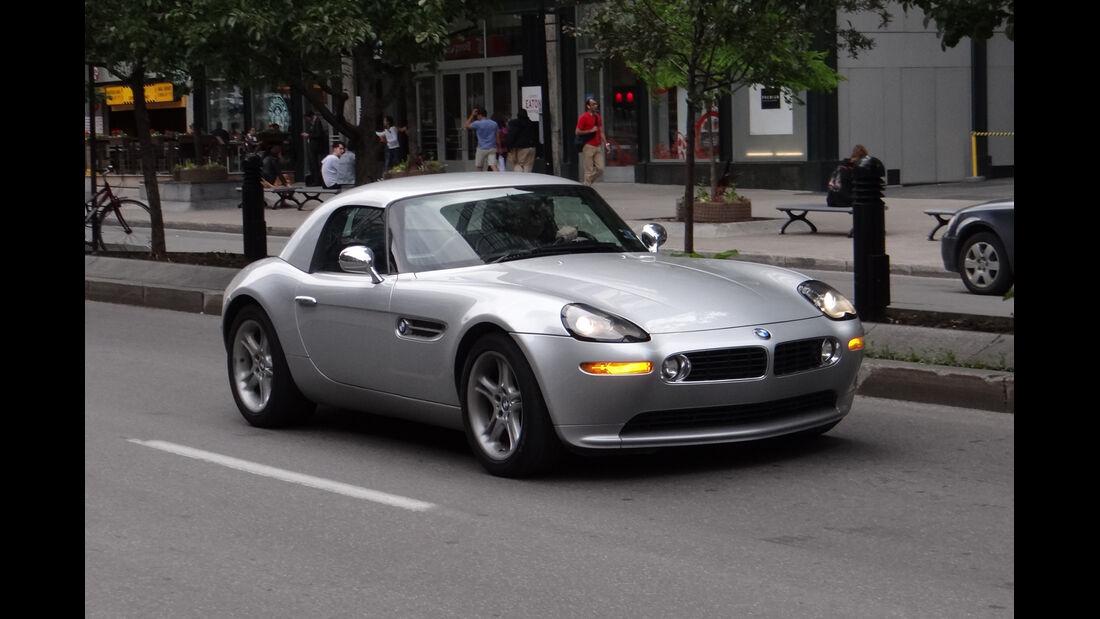 GP Kanada 2012 Auto Spotting