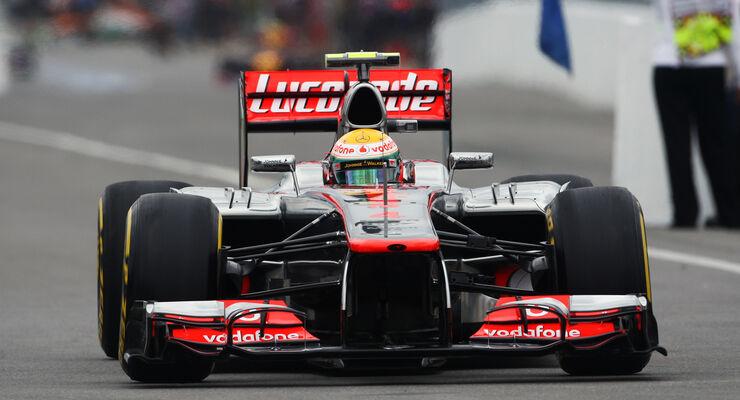 GP Kanada 2012 Lewis Hamilton