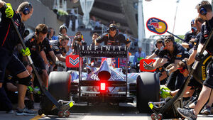 GP Kanada 2012 Red Bull