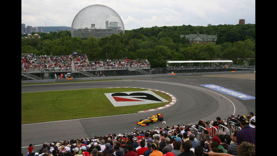 GP Kanada Fans