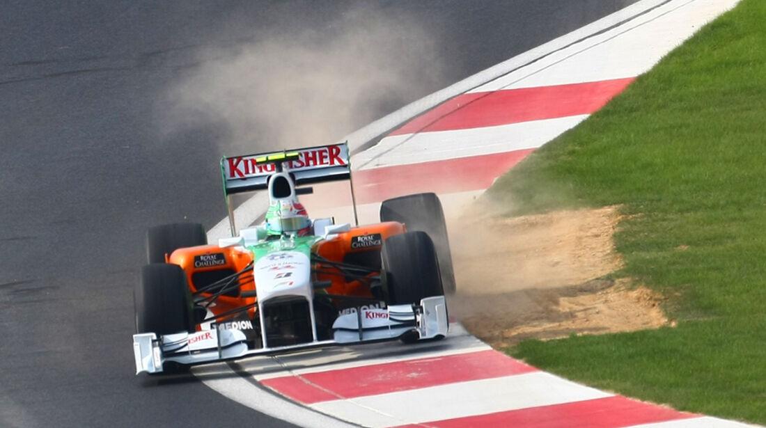 GP Korea 2010 Tonio Liuzzi