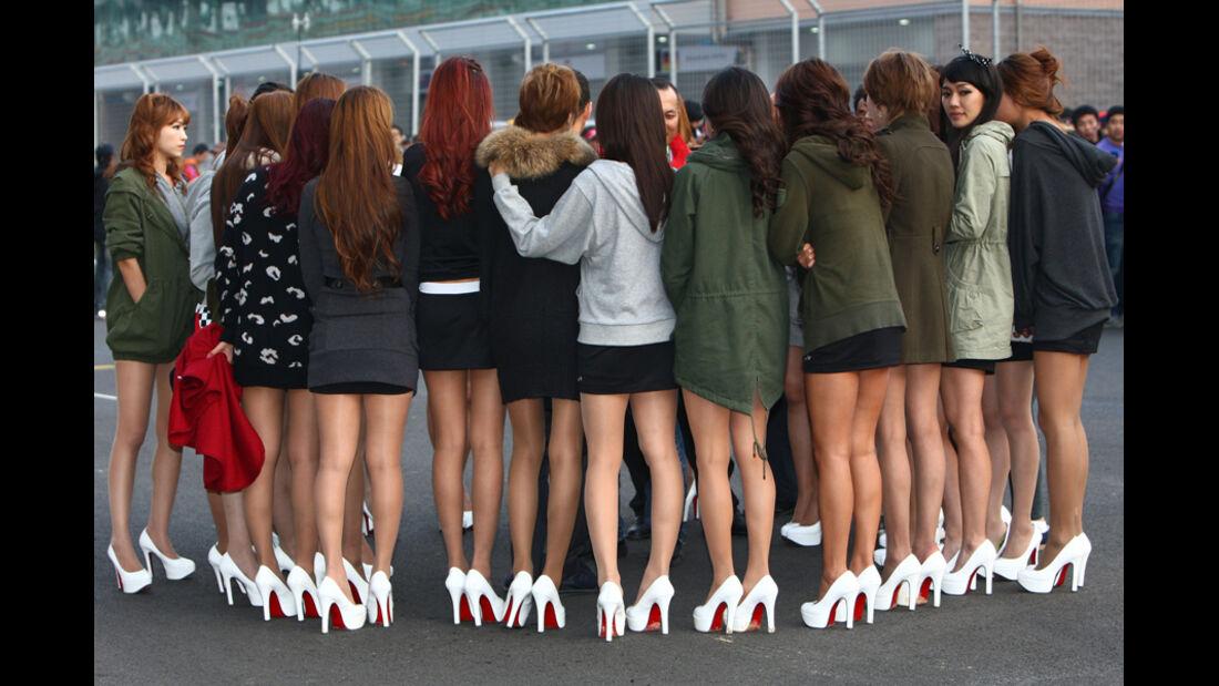 GP Korea 2011 - Impressionen