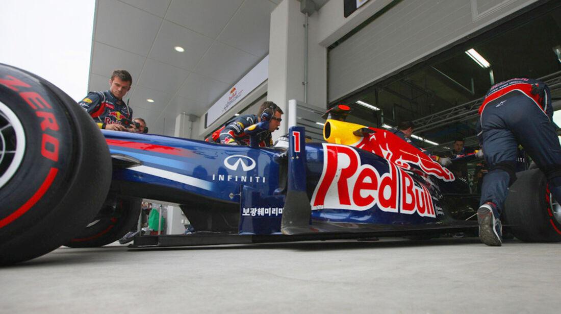 GP Korea - Vettel