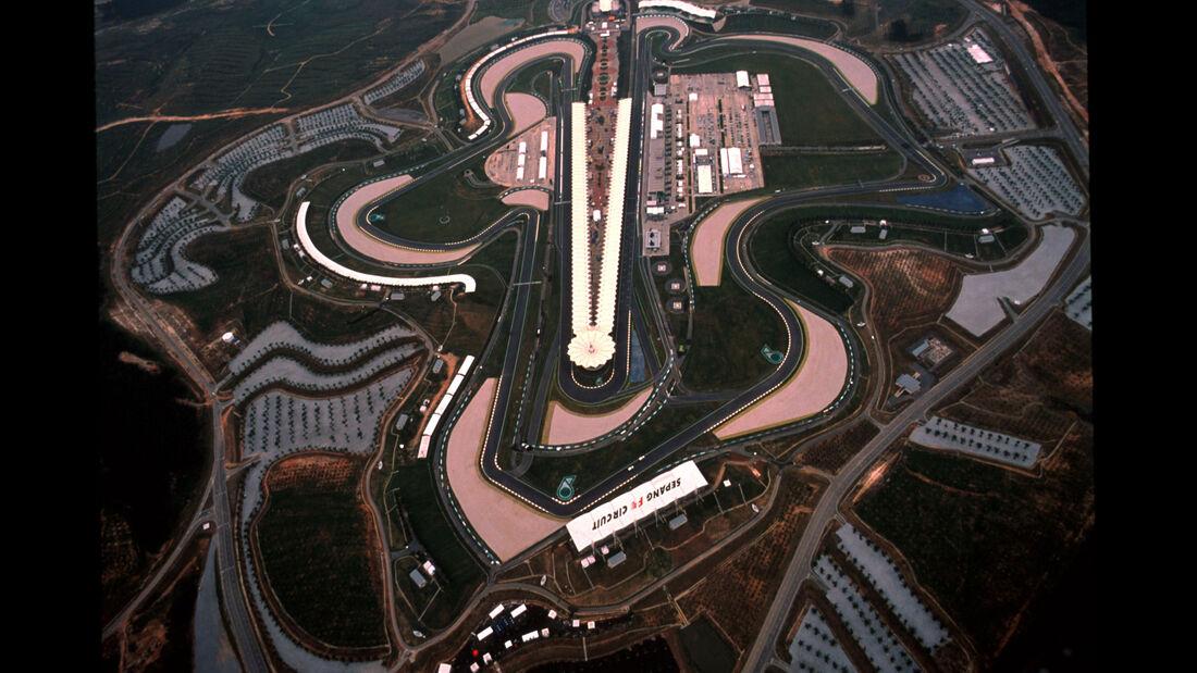 GP Malaysia 2000 - Sepang International Circuit
