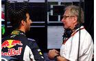 GP Malaysia - Daniel Ricciardo - Hemut Marko - Red Bull - Formel 1 - Freitag - 27.3.2015