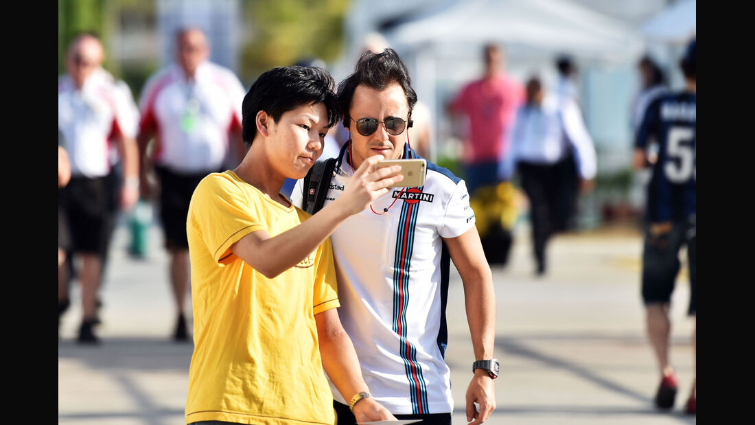 GP Malaysia - Felipe Massa - Williams - Formel 1 - Freitag - 27.3.2015