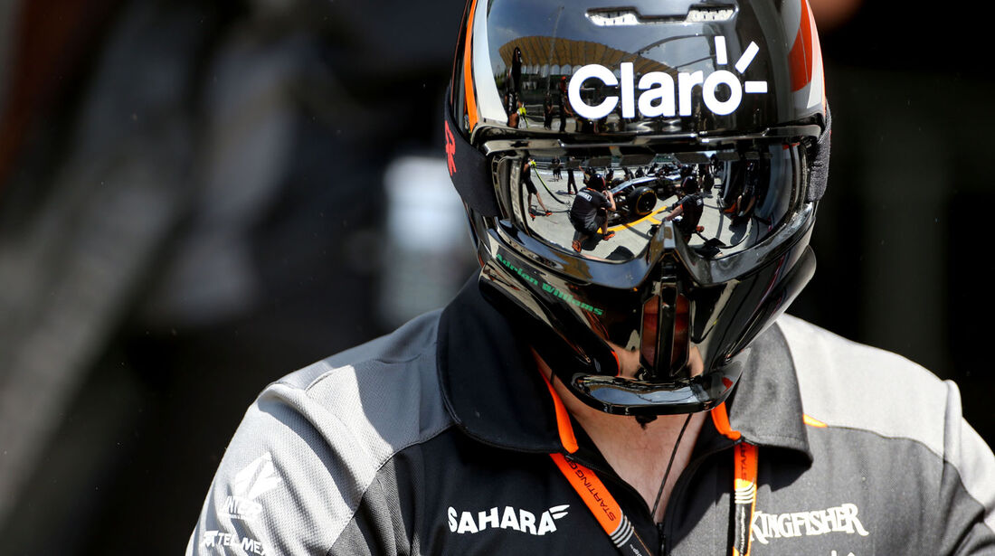 GP Malaysia - Force India - Samstag - 28.3.2015 - Samstag - 28.3.2015