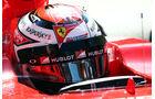 GP Malaysia - Kimi Räikkönen - Ferrari - Formel 1 - Freitag - 27.3.2015