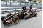GP Malaysia - Lotus - Formel 1 - Donnerstag - 26.3.2015