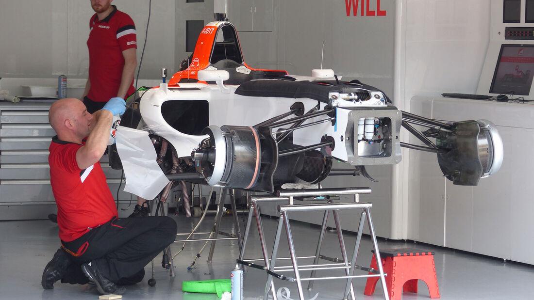 GP Malaysia - Manor F1 - Formel 1 - Mittwoch - 25.3.2015