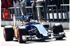 GP Malaysia - Marcus Ericsson - Sauber - Formel 1 - Freitag - 27.3.2015
