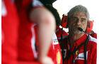 GP Malaysia - Maurizio Arrivabene - Ferrari - Qualifikation - Samstag - 28.3.2015