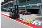 GP Malaysia - McLaren-Honda - Formel 1 - Mittwoch - 25.3.2015