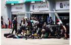 GP Malaysia - Mercedes - Qualifikation - Samstag - 28.3.2015