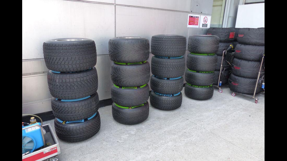 GP Malaysia - Pirelli - Formel 1 - Freitag - 27.3.2015