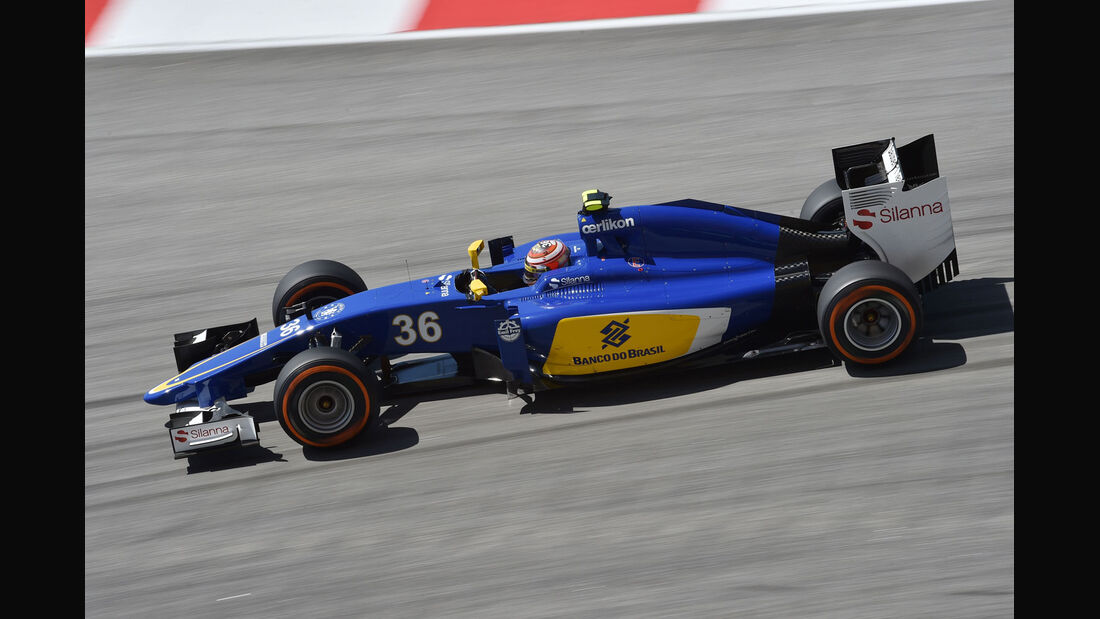 GP Malaysia - Raffaelo Marciello - Sauber - Freitag - 27.3.2015