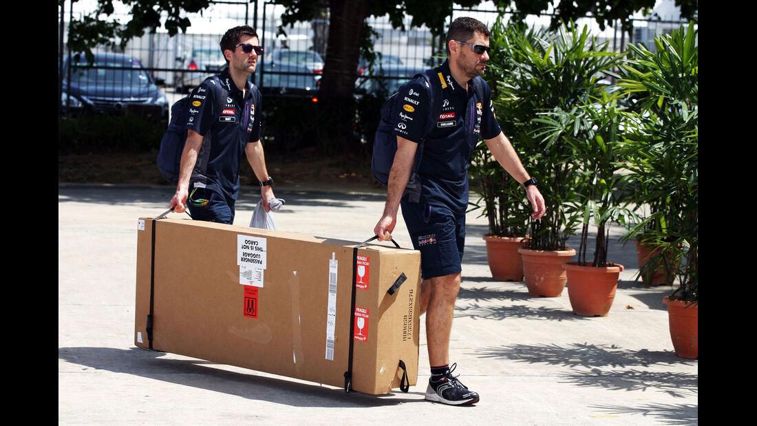 GP Malaysia - Red Bull - Samstag - 28.3.2015