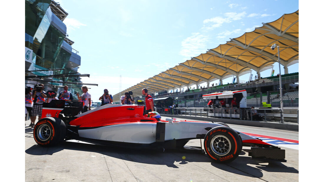 GP Malaysia - Roberto Merhi - Manor F1 - Formel 1 - Freitag - 27.3.2015