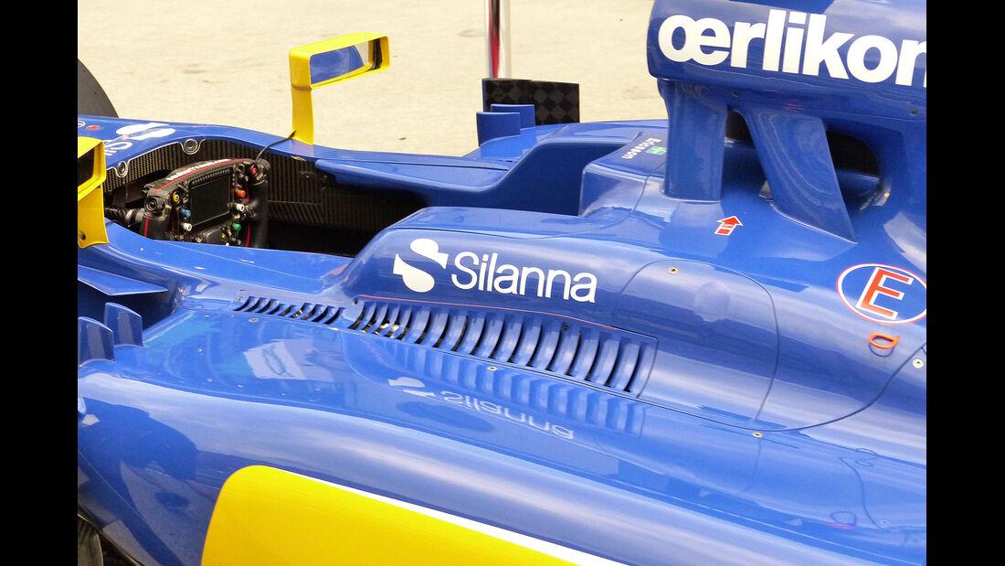 GP Malaysia - Sauber - Formel 1 - Donnerstag - 26.3.2015