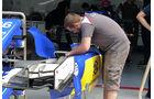 GP Malaysia - Sauber - Formel 1 - Mittwoch - 25.3.2015