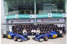GP Malaysia - Sauber - Samstag - 28.3.2015 - Samstag - 28.3.2015
