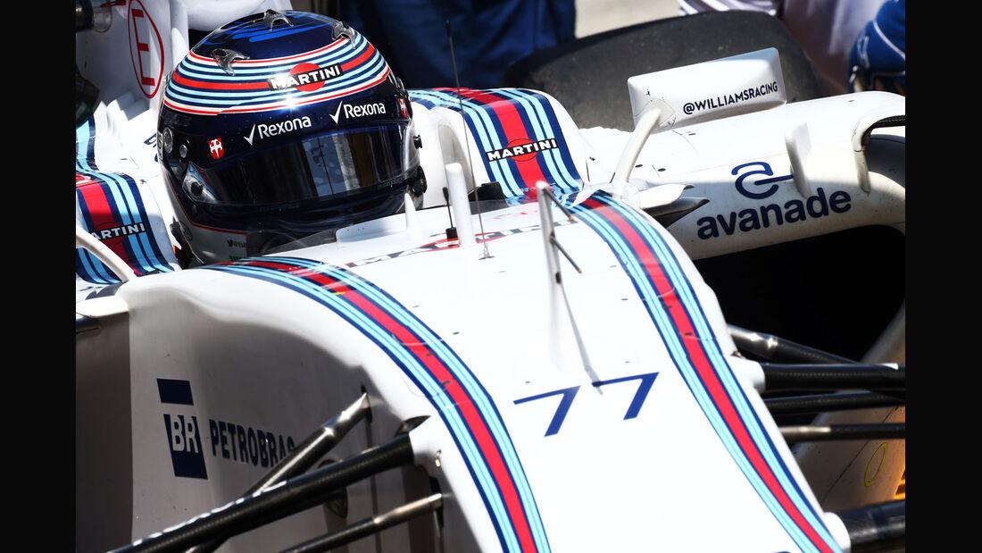 GP Malaysia - Valtteri Bottas - Williams - Samstag - 28.3.2015