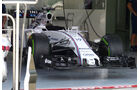 GP Malaysia - Williams - Formel 1 - Donnerstag - 26.3.2015