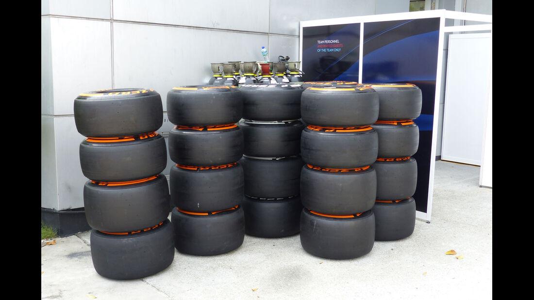 GP Malaysia - Williams - Formel 1 - Mittwoch - 25.3.2015