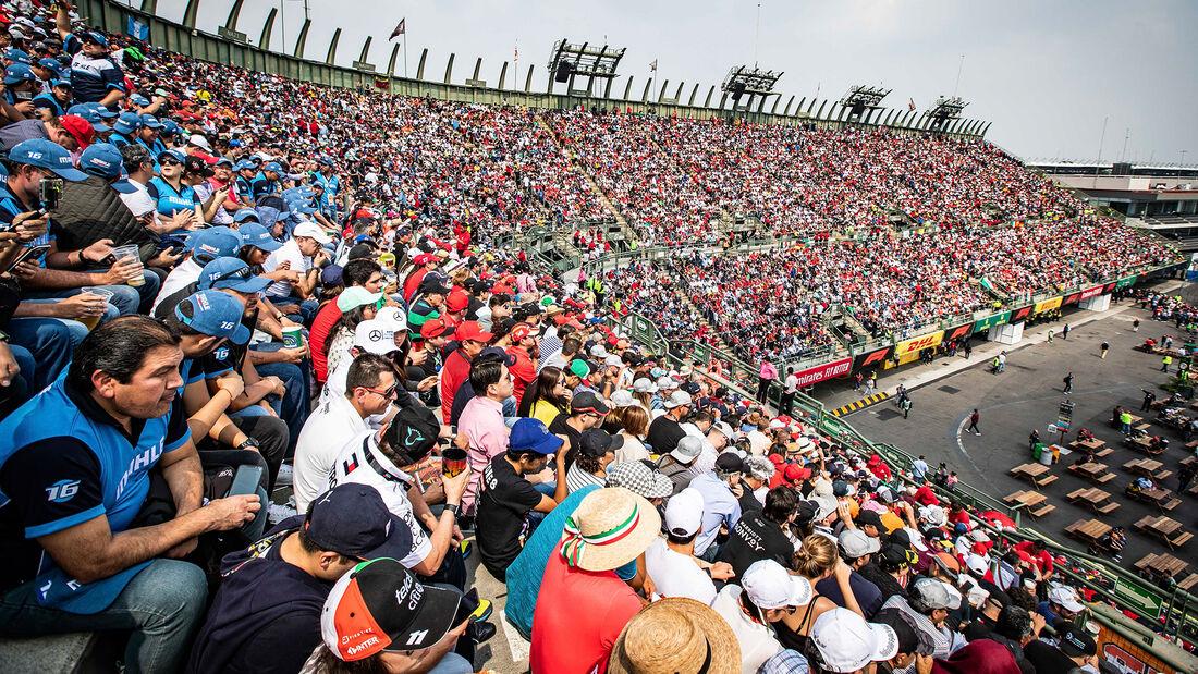 GP Mexiko 2019 - Fans - Formel 1