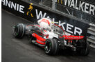 GP Monaco 2008 Heikki Kovalainen Crash
