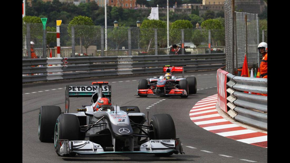 GP Monaco 2010 - Qualifying
