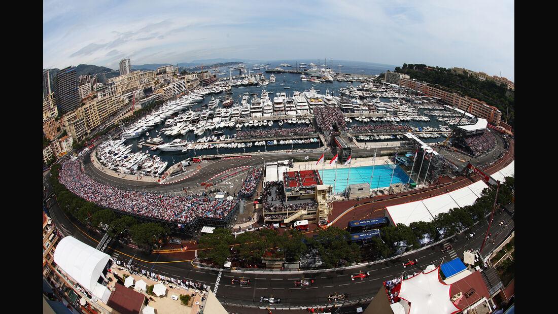GP Monaco 2012