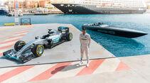 GP Monaco 2016 - Boote & Yachten - Hafen-Impressionen